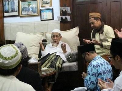 Mbah Moen dalam Kenangan para Santrinya di Lampung