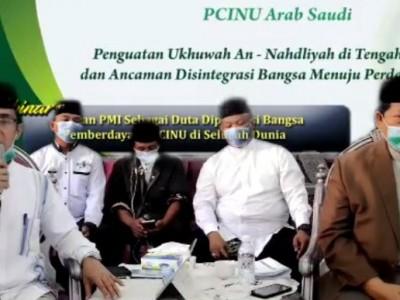 PCINU Arab Saudi Harap Menaker Tingkatkan Perlindungan Pekerja Migran