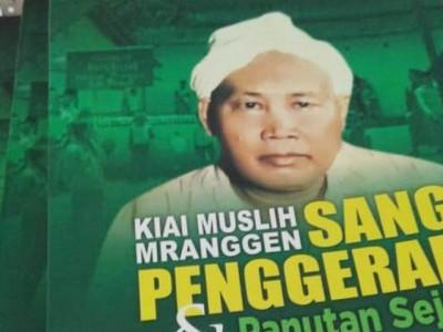 Pesantren Futuhiyyah Mranggen Demak Luncurkan Manaqib Kiai Muslih