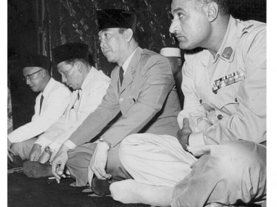 Waperdam KH Zainul Arifin dan Presiden Sukarno Berangkat Haji (Bagian 1)