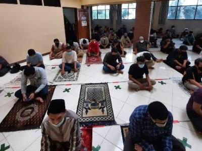 Ini Protokol Penyelenggaraan Shalat Idul Adha dan Penyembelihan Hewan Kurban