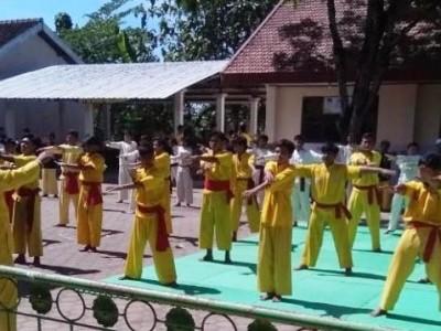 Pesilat NU di Blitar Diingatkan Jaga Aswaja dan Pancasila