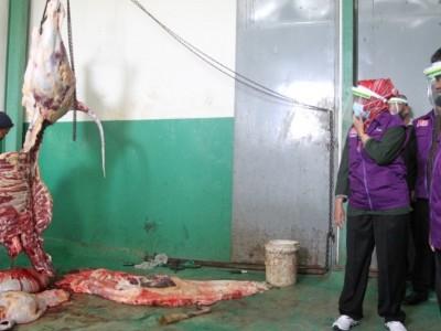 Warga Brebes Dianjurkan Sembelih Kurban di Rumah Pemotongan Hewan