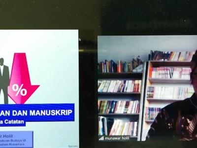 Ketua Manassa: Perubahan Perlakuan terhadap Manuskrip Akibat Penjajahan