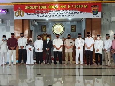 Pesan Kemanusiaan Ketua NU Lampung di Hari Kurban 1441 H