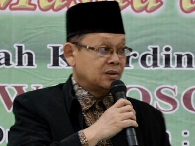 PBNU Putuskan Prof Dr H Maksum Machfoed Sebagai Waketum