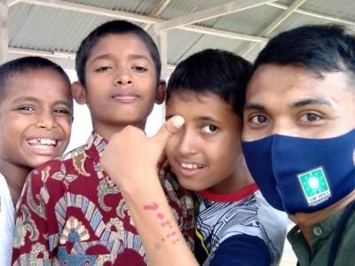 NU Kembali Bantu Pengungsi Rohingya di Aceh