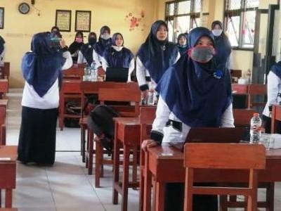 Berikan Solusi, Pergunu Sidoarjo Fasilitasi Pembelajaran Jarak Jauh