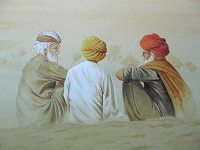 Abu Nawas Dapat Tugas Mengambil Mahkota dari Surga