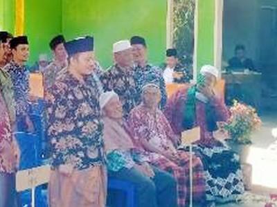 Tiga MWCNU di Pasaman Dilantik, Pengurus Diminta Jadi Penyejuk Umat