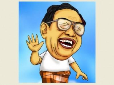 Humor Gus Dur: Kartu ATM Tak Berfungsi