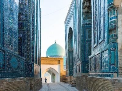Bertekad Terapkan Islam Moderat, Dubes Uzbekistan Kunjungi PBNU