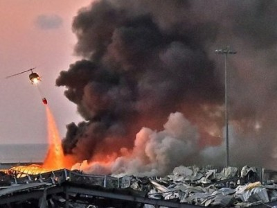 Peran Masyarakat Lebanon dan PCINU Pasca-Ledakan Dahsyat