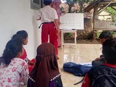 IPNU-IPPNU di Jember Terjun ke Desa Terpencil Atasi Kesulitan Belajar Daring