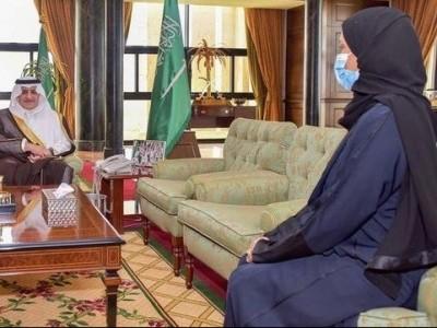 Pertama Kali, Saudi Tunjuk Wanita Jadi Kepala Dewan Tabuk