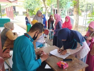 Banser Ngantru Tulungagung Beri Kuota Murah bagi Pelajar