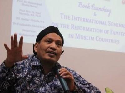 Gus Ulil Paparkan Penyebab Islam Jadi Agama Bercorak Moderat