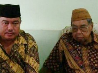 Aris Junaidi Mantan Bendahara PP GP Ansor Meninggal