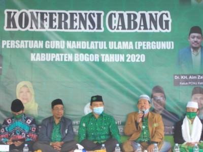 Ketua Baru Bertekad Tingkatkan Kualitas SDM Pergunu Bogor