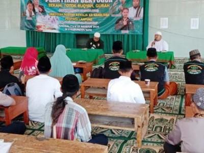 Gelar Pelatihan, JRA Lampung Keliling di 9 Kabupaten Kota