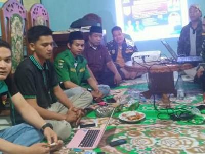 Ansor Padang Pariaman: Pelatihan Jurnalistik untuk Bekal Tulis Berita