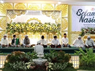 Jamaah Al-Khidmah Semarang Gelar 'Selametan Nasional' untuk Haul Kiai Asrori dan 4 Presiden RI