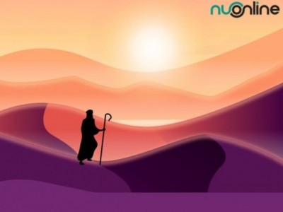 Abu Nawas Menjelaskan Batas Jagat Raya Ciptaan Tuhan