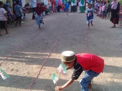 Rayakan 1 Muharam, Lesbumi di Jember Gelar Lomba Kenalkan NU kepada Anak-anak