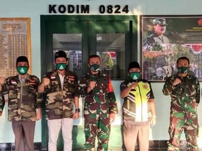 Ansor Kencong: Negara Punya TNI, Ulama Punya 'TNU'