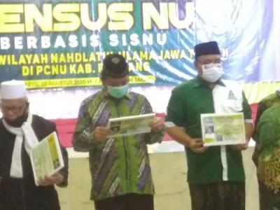 Pendataan Warga, NU Rembang Targetkan 50 Ribu Kartanu