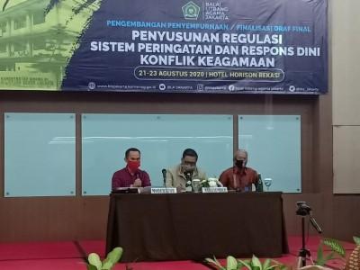 BLA Jakarta Matangkan Regulasi Peringatan Dini Konflik Keagamaan