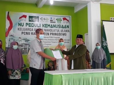 Pengobatan Gratis LAZISNU Pringsewu Kembali Diluncurkan