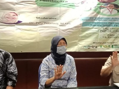 LK PBNU Perjuangkan Hak Pasien TBC melalui Pemberdayaan Komunitas
