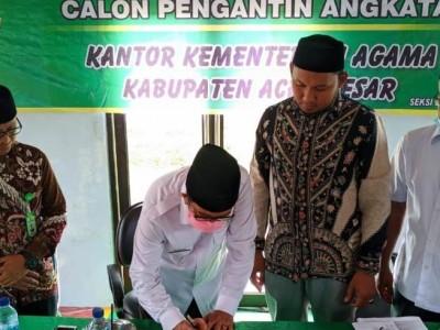Perkuat Kelembagaan, Kampus NU di Aceh Jalin Kerja Sama dengan Kemenag