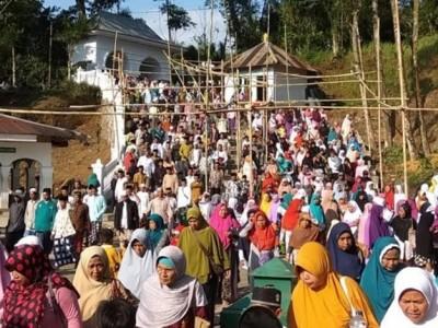 Ribuan Peziarah Bakal Hadiri Haul Syekh Maulana Maghribi Wonobodro Batang