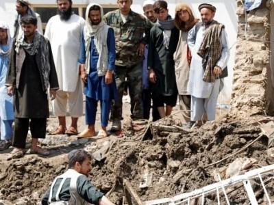 Banjir Bandang Afghanistan Tewaskan 162 orang, Rusak Ratusan Rumah