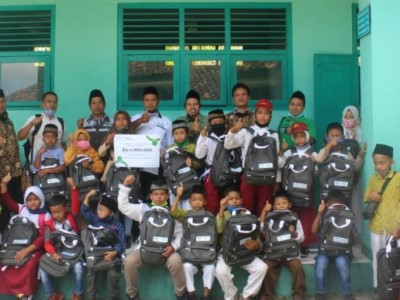 Asyura, LAZISNU Yogyakarta Santuni Ratusan Yatim