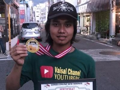 Kader Muda NU Ini Raih Juara I Lomba Azan di Jepang