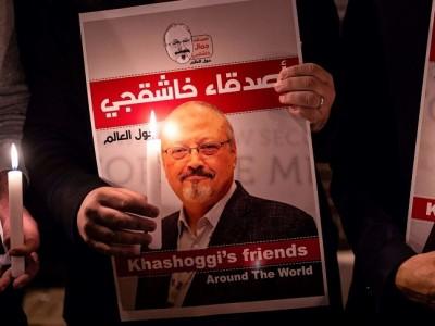 Tak Jadi Dihukum Mati, Pembunuh Jamal Khashoggi Dibui 20 Tahun