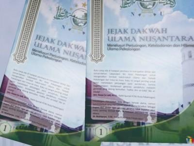 Rais NU Pekalongan: Buku Jejak Dakwah Ulama Nusantara Wajib Dibaca Nahdliyin