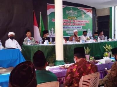 Nahdliyin di Bondowoso Diingatkan Jaga Aset dan Kiprah Masjid