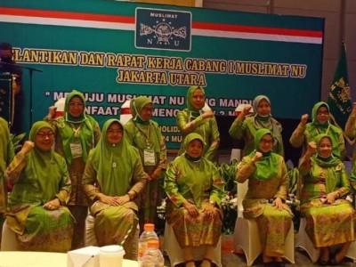 Muslimat NU Jakarta Utara Terus Sosialisasikan 3M Cegah Covid-19