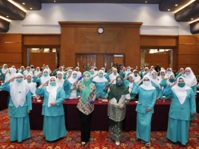 Forum Daiyah Fatayat NU Jabar Maksimalkan Peran Dakwah Perempuan