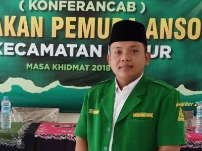 Dipercaya Pimpin Ansor Kadur, Fathorrahman Usung Misi Kemandirian Organisasi