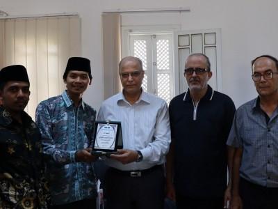 Kerja Sama dengan Dar Al-Qur'an, NU Tunisia Buka Peluang Beasiswa Penghafal Al-Qur'an