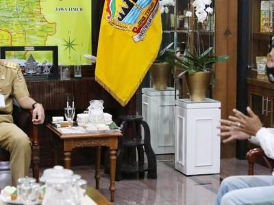 Cegah Covid-19, Gubernur Jateng Minta Remaja Masjid Buat Program Jogo Masjid