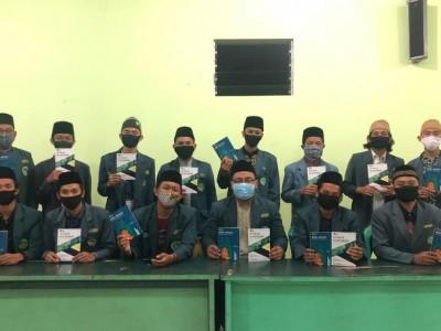 Perdana, Buku Pedoman Makesta IPNU-IPPNU Kudus Dilirik Jakarta