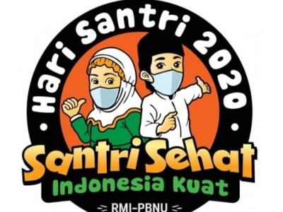 Inilah Logo dan Tema Hari Santri di Masa Pandemi