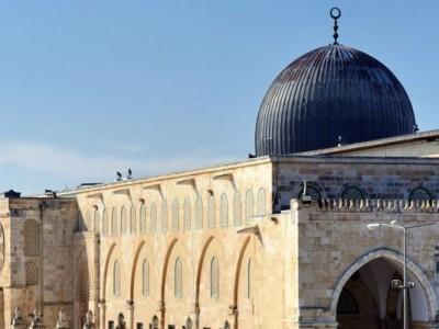 Masjid Al-Aqsa Tetap Dibuka Meski Kasus Covid-19 Melonjak