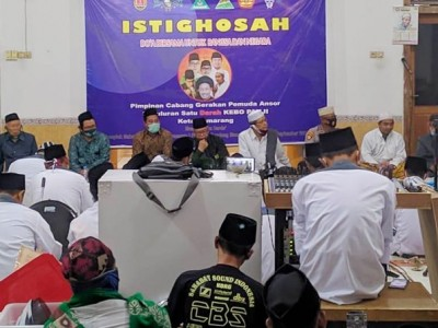 PCNU Kota Semarang Ajak Perbanyak Doa untuk Pilkada Damai